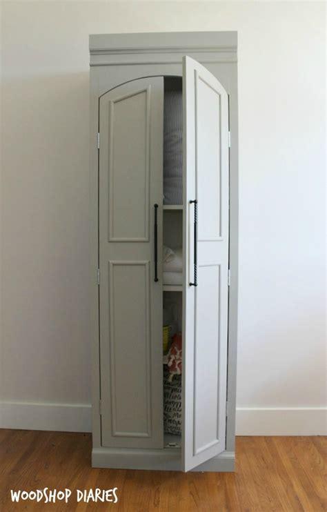 diy ballard designs knock  pantry cabinet