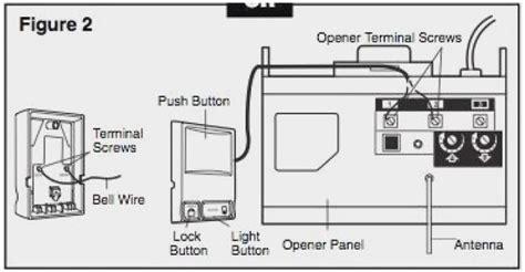 Sears Garage Door Opener Wiring Diagram Somurich