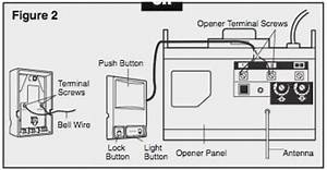 Chamberlain Garage Door Opener 41a5021 G Wiring Diagram