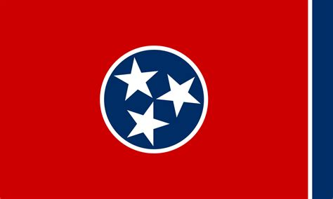 You can copy, modify, distribute and perform the work, even for commercial purposes, all without asking permission. File:Flag of Tennessee.svg - Wikimedia Commons