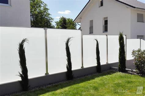 Garten Sichtschutz Edelstahl by Sichtschutz Edelstahl Motiv Verschiedene Ideen Zur