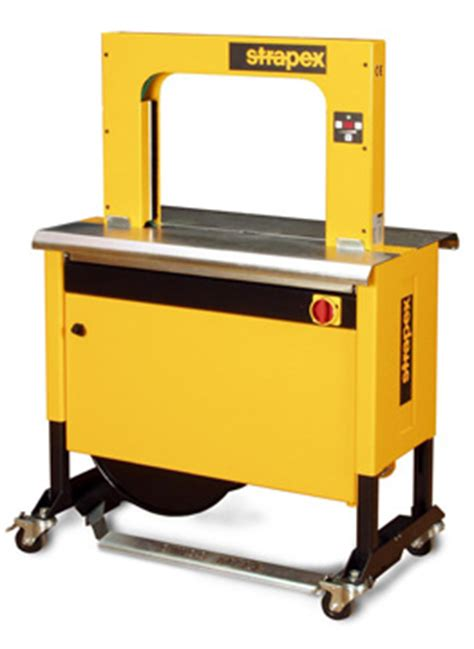 strapexcom high performance strapping machines