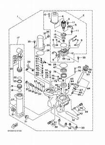 2004 yamaha power trim tilt assy parts for 90 hp 90tlrc With diagram of 2004 f40tlrc yamaha outboard electrical 2 diagram and parts