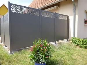 Brise Vue En Aluminium : brise vue de terrasse ~ Edinachiropracticcenter.com Idées de Décoration