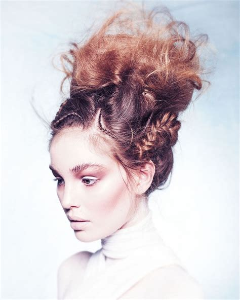 avant garde hairstyles page