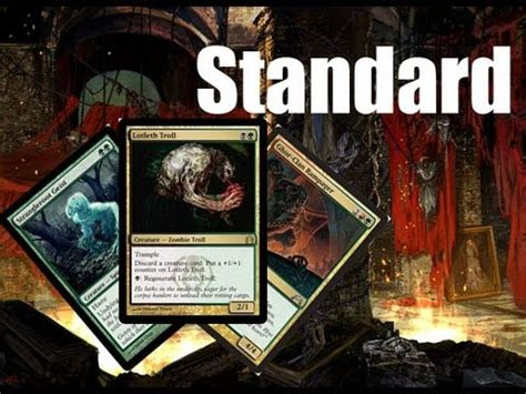Mtg Aggro Deck Meaning by Mtg Standard Deck Tech Jund Aggro