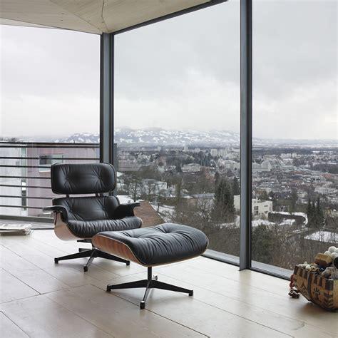 Lounge Chair Ottoman Prix by Vitra Lounge Chair Noir En Noyer