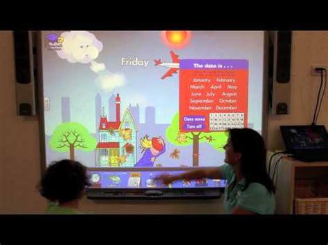 smartboard literacy pre school youtube