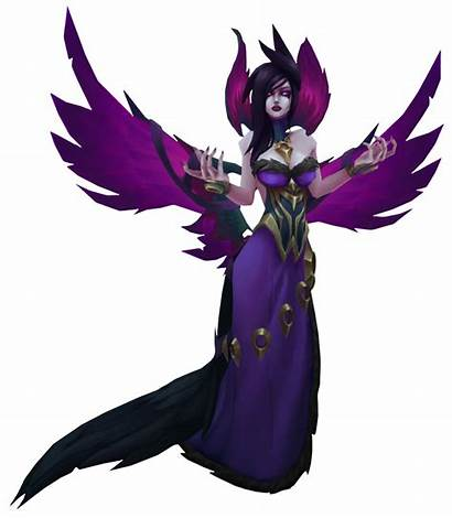 Morgana Render Rework Kayle Legends League Wikia