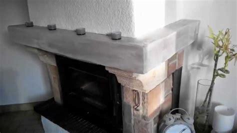 cuisine relookee grise peindre et relooker sa poutre de cheminée