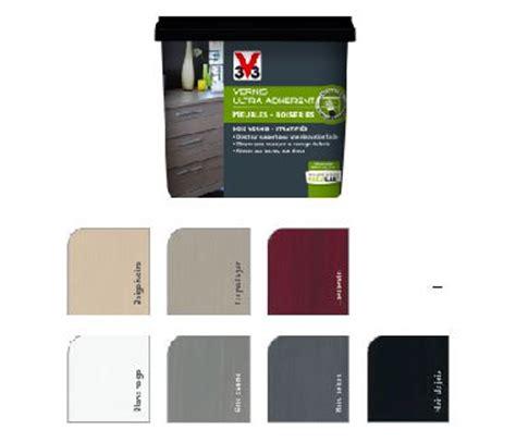 peinture meuble cuisine v33 peinture meuble de cuisine v33 ultra adhérent 7 couleurs