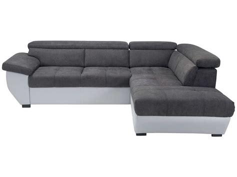 canapé en u conforama canapé d 39 angle fixe droit 4 places speedway coloris