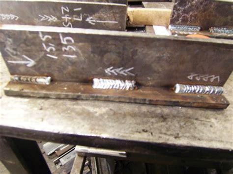 mig welding techniques  vertical welding uphill downhill