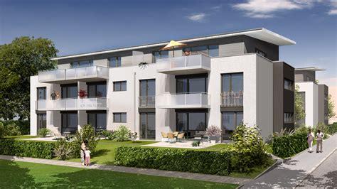 Modelldigital  3d Architektur Visualisierung Wohnungsbau
