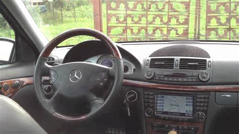 Overview w211 in depth review of mercedes benz e class 2003 2009. Mercedes E320 w211 2004 Avantgarde - YouTube