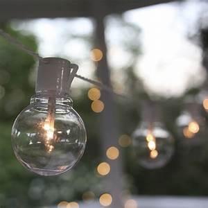 Led Party Lichterkette : led party lichterkette lightchain klar kabel wei mit 16 gl hbirnen 9 5m 230v ~ Eleganceandgraceweddings.com Haus und Dekorationen