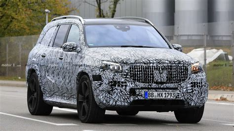 mercedes maybach gls 2020 2020 mercedes maybach gls spied on the road