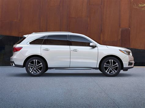 New 2018 Acura Mdx  Price, Photos, Reviews, Safety