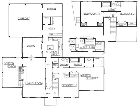 architectural plan architectural floor plan by sneaky chileno on deviantart