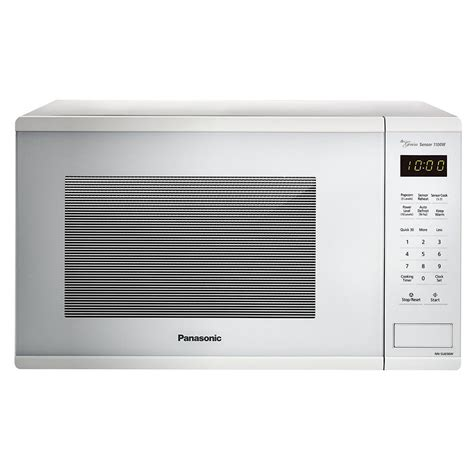 A completely black panasonic nnh965bf 22 cubic feet countertop microwave oven is available. How Do You Program A Panasonic Microwave - Compare the Best Price for Panasonic Microwave Parts ...