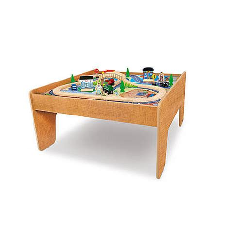 toys r us activity table imaginarium 55 piece train set with table toys r us