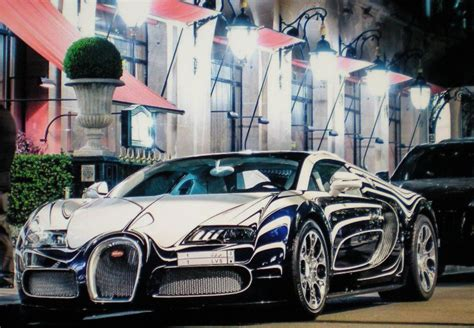 Bugatti Veyron L'or Blanc [white Gold], Cars & Bikes