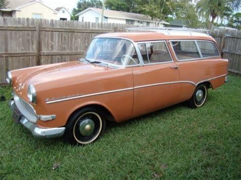 Opel Station Wagon by Wagon 1960 Opel Caravan Special Cars Sports