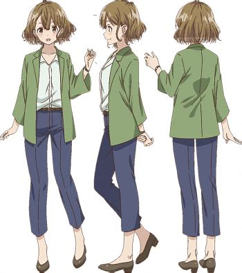 It is written by shimesaba and illustrated by imaru adachi. PV Pertama Anime Higehiro Perlihatkan Pertemuan Sayu dengan Yoshida - Mangalist.Org