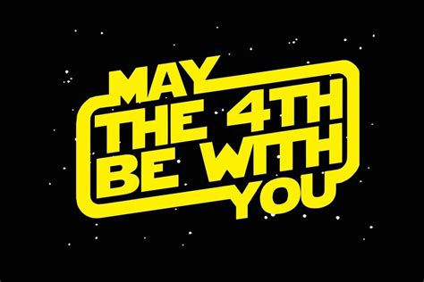 Library of may the 4th be with you jpg freeuse library png ...