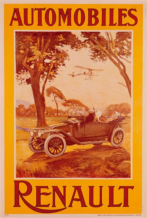 Renault posters   Cartype