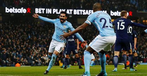 Manchester City 4-1 Tottenham RECAP: Raheem Sterling grabs ...
