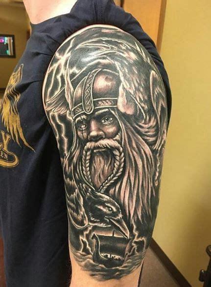 billedresultat  odin tattoo tattoo tattoos norse
