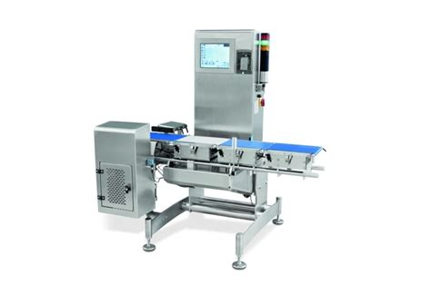 checkweigher launch completes packaging  range multivac