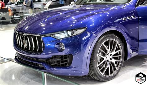 maserati suv 2017 price 2017 maserati levante pricing and specifications 139990