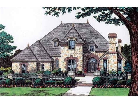 chateauesque house plans chateau 4 bedroom 2 house plans