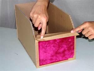 Casier Rangement Papier : fabriquer un casier de rangement en carton galerie photos d 39 article 12 14 ~ Teatrodelosmanantiales.com Idées de Décoration