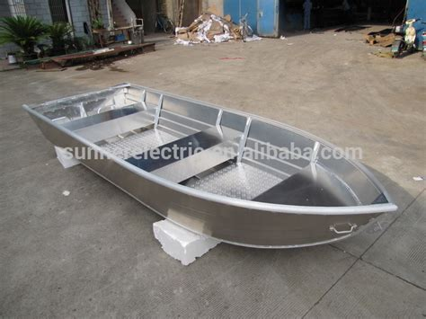 All Welded Aluminum Boats by 14ft All Welded Aluminum Boat Buy Aluminum Boat Aluminum
