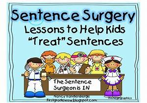 First Grade Wow  Word And Sentence Surgeons