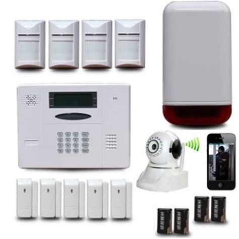 l alarme maison sans fil comparatif et conseils alarme maison gsm