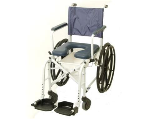 invacare mariner rehab shower commode chair free