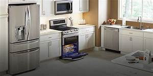 The Best Placement For Kitchen Appliances