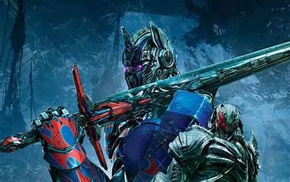 Transformers Optimus Prime Knight Last 5k Sword