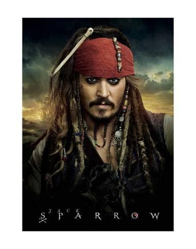 Jack Sparrow Posters bij AllPostersnl