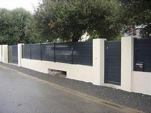 Muret De Cloture : paysagiste guerande la baule loire atlantique entretien ~ Melissatoandfro.com Idées de Décoration