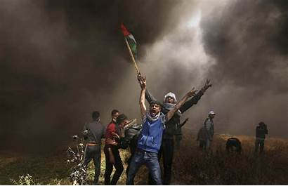 March Return Gaza Protests Palestinians Israeli Forces