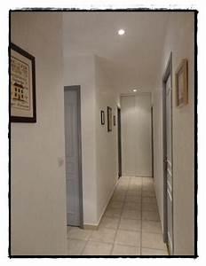 la renovation du couloir 24 fevrier 2012 a voir With peindre une entree et un couloir 18 finitions notre maison