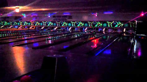 friday night glow bowling day   youtube