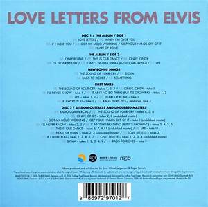 cd love letters from elvis ftd 88697 29701 2 With love letters from elvis cd