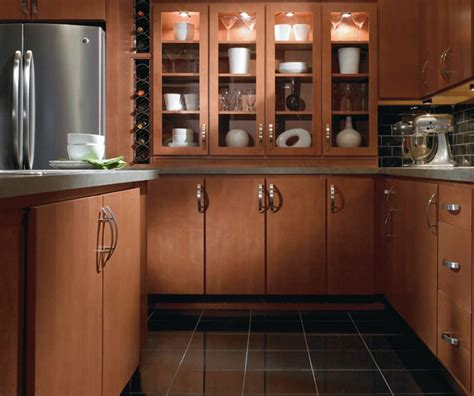 contemporary maple kitchen cabinets masterbrand