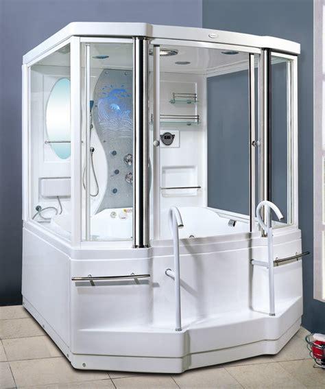 Walk In Corner Shower Units by Corner Shower Stalls With Tub Walk In Seat Shower Stalls